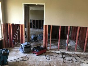 water damage services Cincinnati, Ohio, 45267